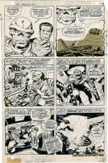 1968 May – When Wakes The Sleeper page 6 original art