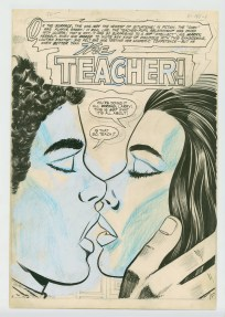 1971 - The Teacher! page 1