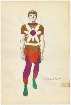1969 - Poet original art