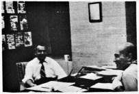 Jack Kirby and Carmine Infantino