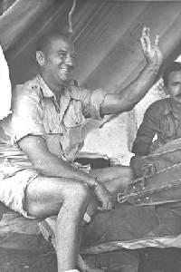 David Mickey Marcus - the first Israeli General