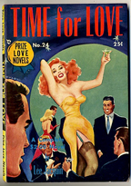 10 - time for love