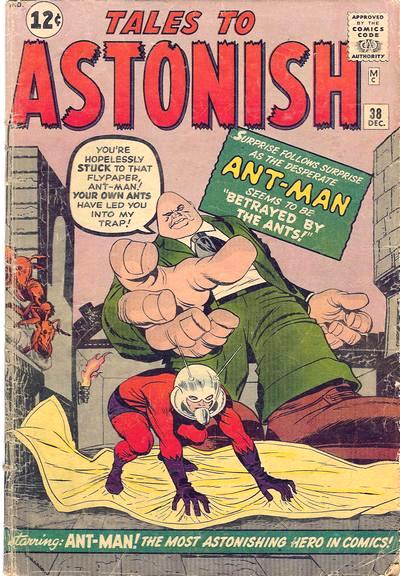 18 - Ant Man 2