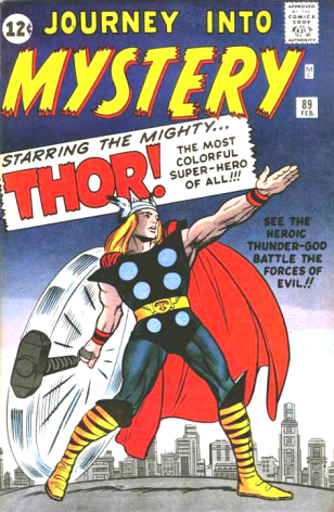 18 - JIM Thor cover