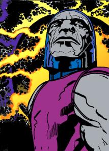 21 - Darkseid