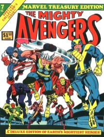 24 - Avengers Treasury