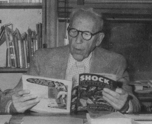 Image result for dr. fredric wertham