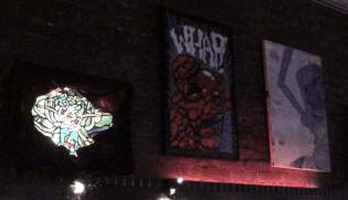 2011 - Kirby Enthusiasm Maxwells, Hoboken, NJ above the bar east