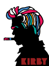 2011 Kirby - After Milton Glaser by Steven Brower