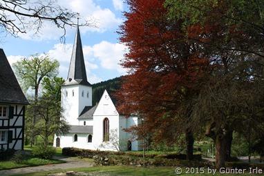 Südostansicht Kreuzkirche