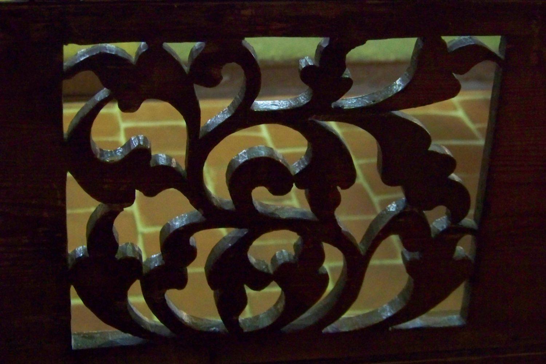 Altarraum-Gitter
