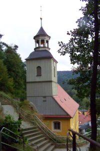 Bergkirche Oybin - Hochzeitskirche