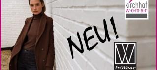 Unser neues Label aus Dänemark: InWear – klassisch und feminin!