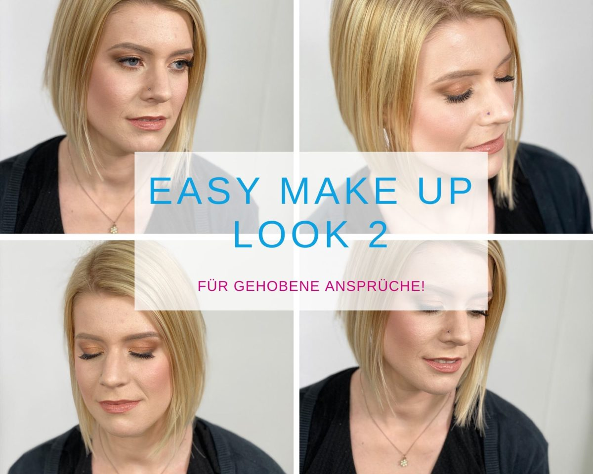 Easy Make up Look II