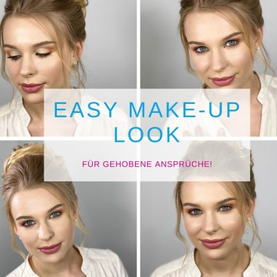 Easy Make up Look