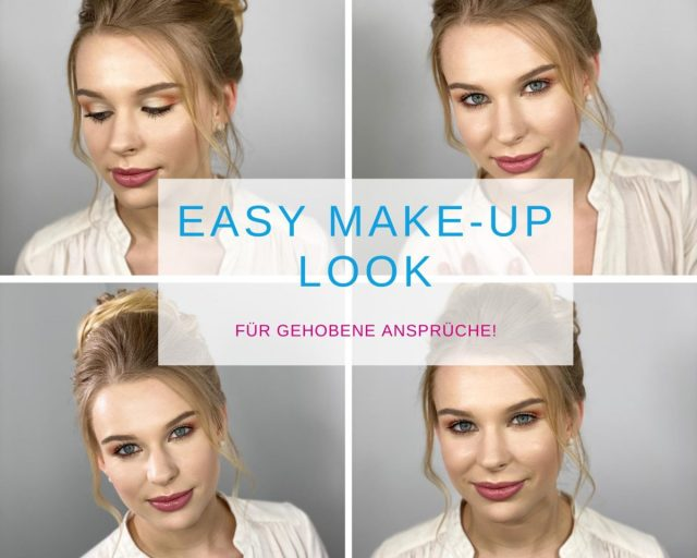 Easy Make up Look_KirchStyle
