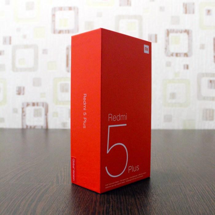 Xaiomi Redmi 5 Plus