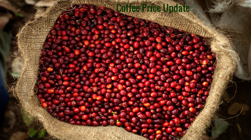 Coffee Prices (Karnataka) on 08-05-2019