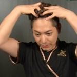 【林先生が驚く初耳学】頭筋ストレッチで目を大きくする方法!老け顔改善!