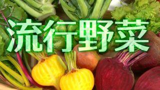 流行野菜で美肌エイジングケア!雑草扱いキクイモは糖尿病予防【林先生が驚く初耳学】
