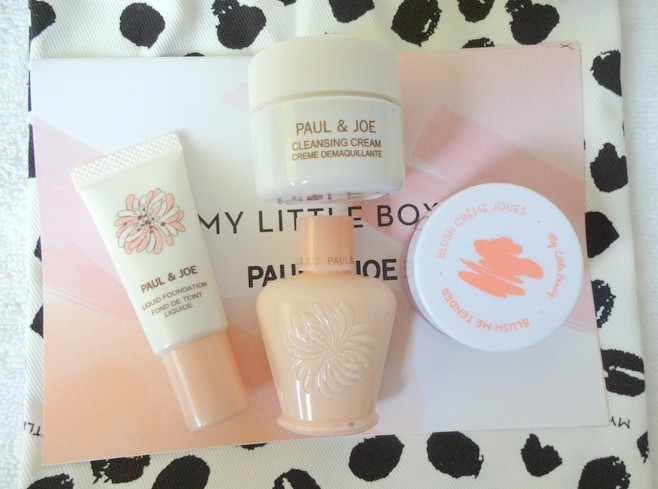 My Little Box 8月