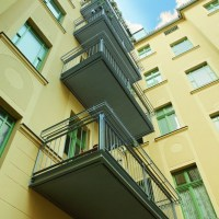 Schöck makes thermally efficient balcony retro-fit a reality