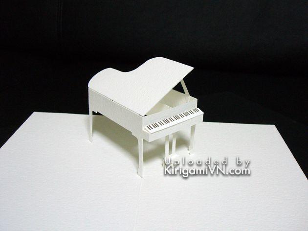 Đàn Piano pattern - Hiroko