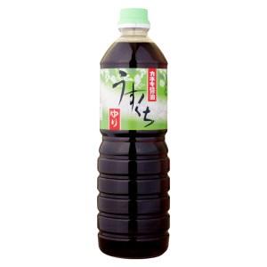 うすくち醤油(ゆり)1000ml