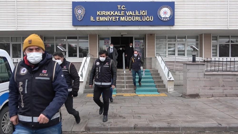 Kırıkkale'de akaryakıt istasyonlarına 'silici' kod adlı operasyon