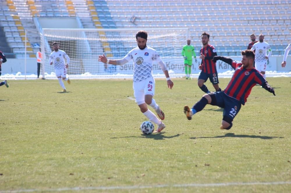 3. Lig: Kırıkkale BA: 1 – Bergama Belediyespor: 0