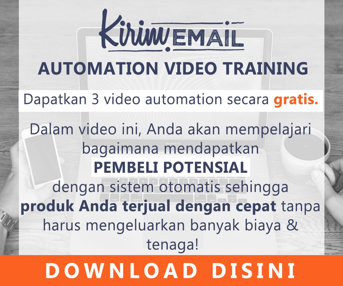 KIRIM.EMAIL Automation Video Training