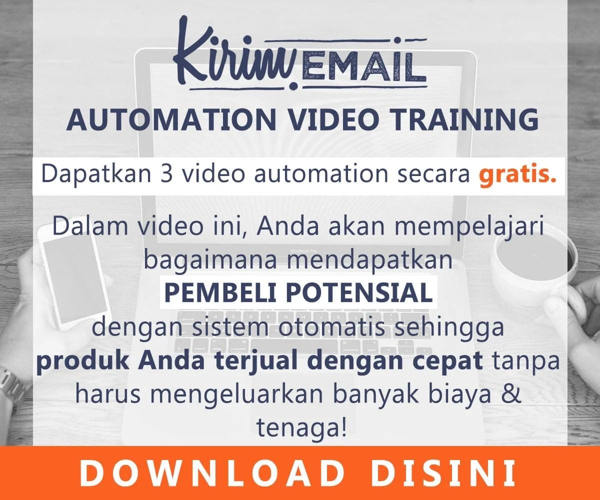 KIRIM.EMAIL Automation Video Training