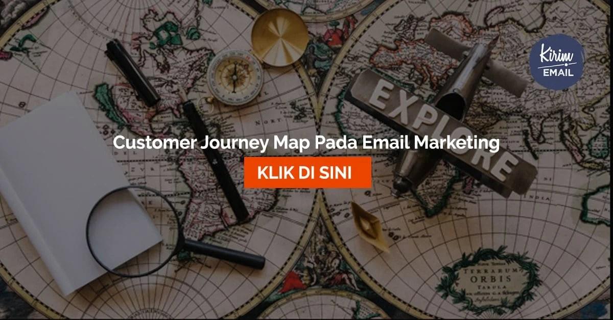 Customer Journey Map Pada Email Marketing