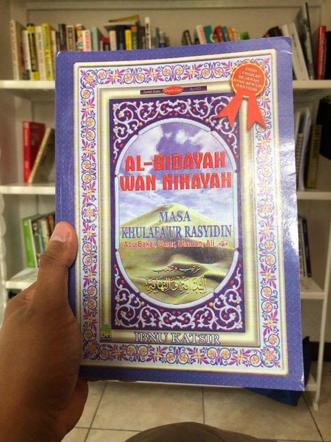 Buku Al-Bidayah Wan Nihayah