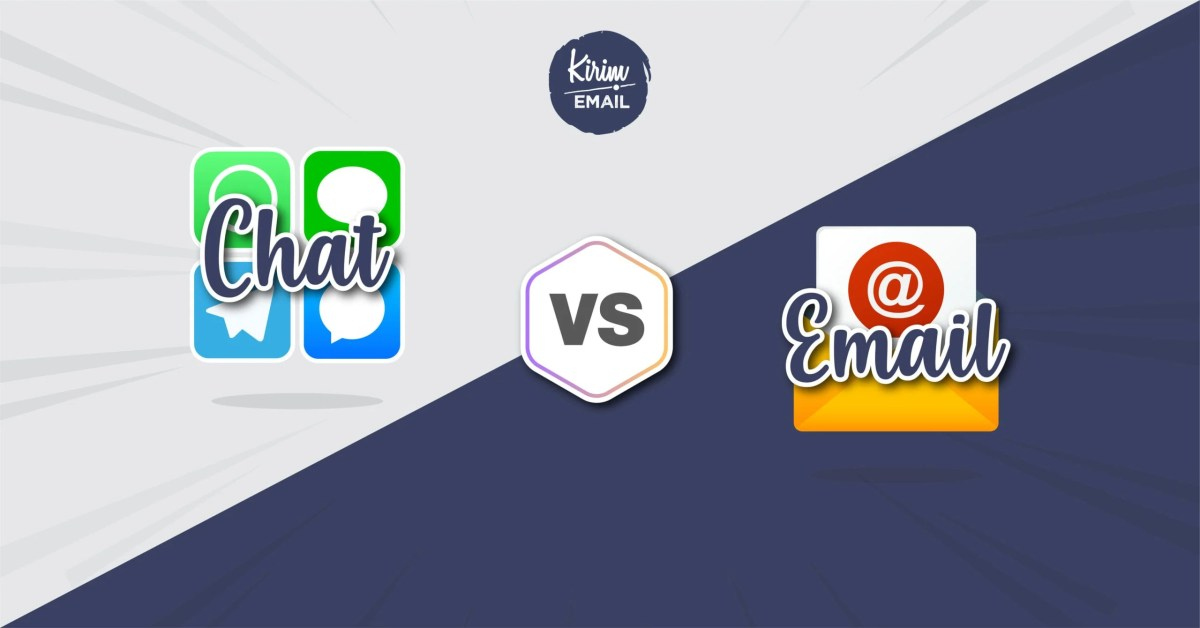 Chat vs Email