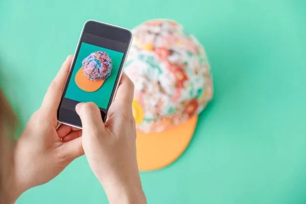 jual produk sampingan - photografi dengan smartphone