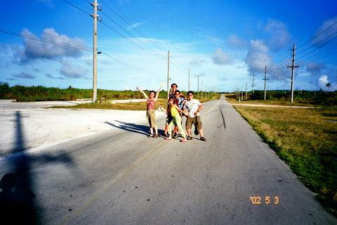 2002-05-03 關島公路