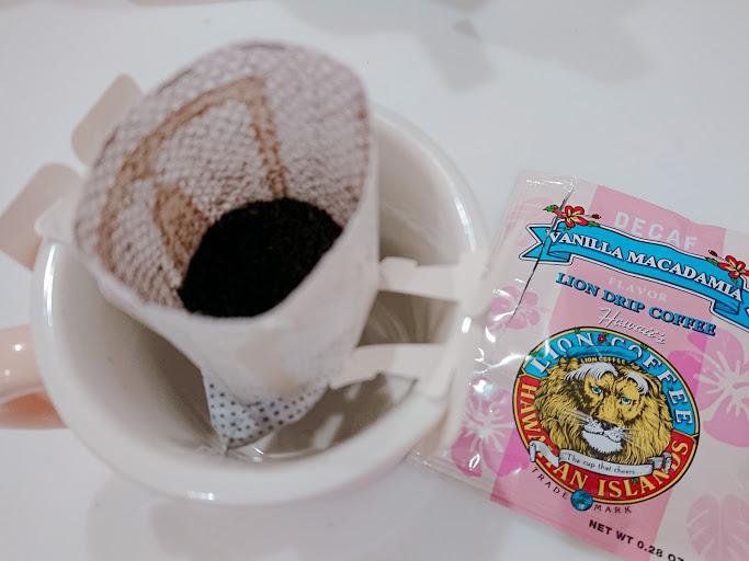 ライオンコーヒーのフレーバーコーヒー