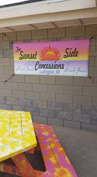 Sunset Side Cafe - Ludington
