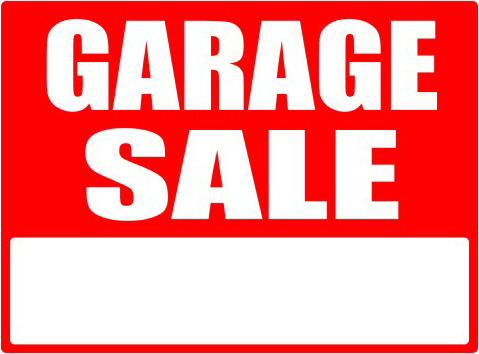 The Garage Sale Marketing Budget