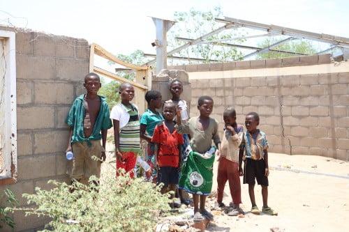 Folkekirkens Nødhjælp indsamling 12. marts til bl.a. Malawi