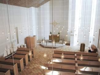 Egedal kirke får ny lyd