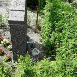 Sikring af gravsten