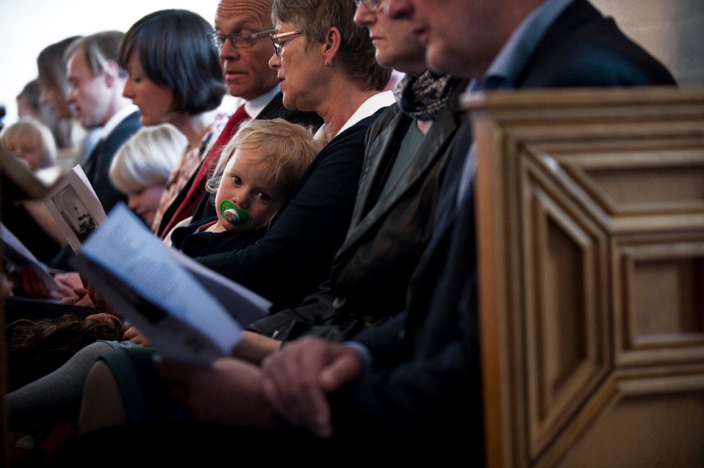 Salme sang i kirke