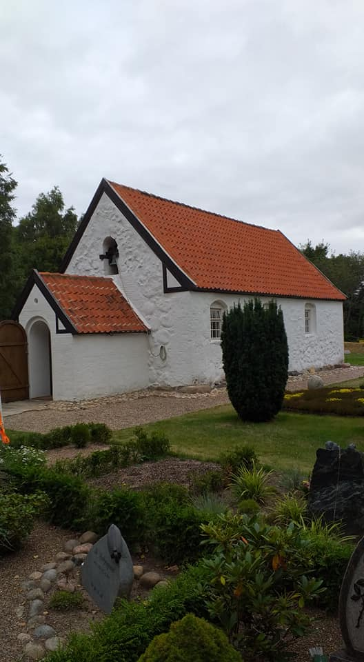 Venø Kirke Henrik Hove Jacobsen