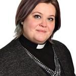 Kolumnisti Katri Vilénin kuva.