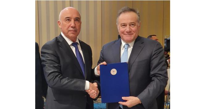 BAU Global ve Özbekistan arasında sağlık köprüsü kuruluyor