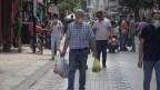 Kırklareli'nde bayram öncesi alışveriş yoğunluğu