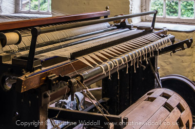 loom in mill