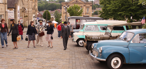 Batley Vintage Day